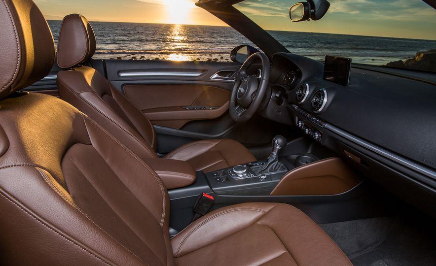 2015 Audi A3 Cabriolet 1.8T - Slide 28