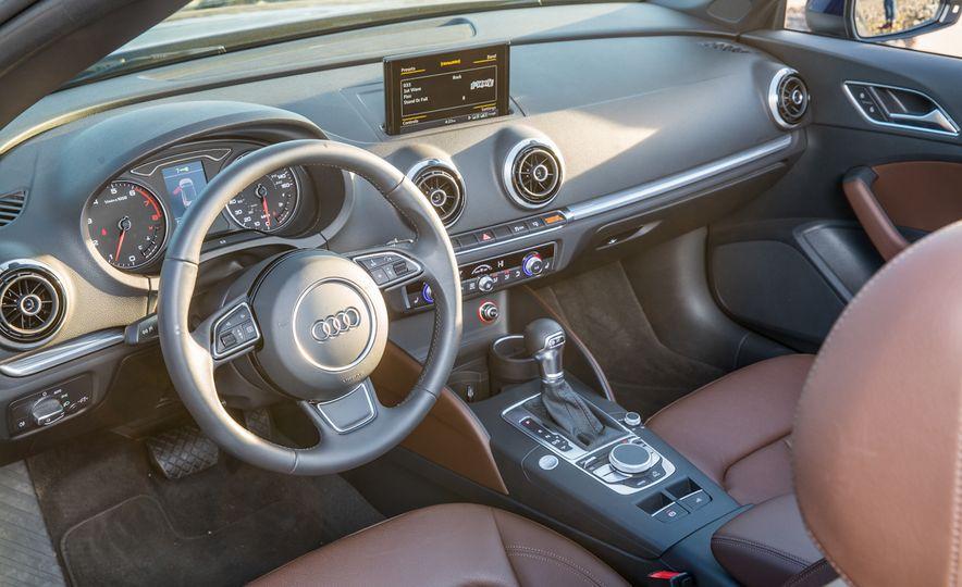 2015 Audi A3 Cabriolet 1.8T - Slide 29