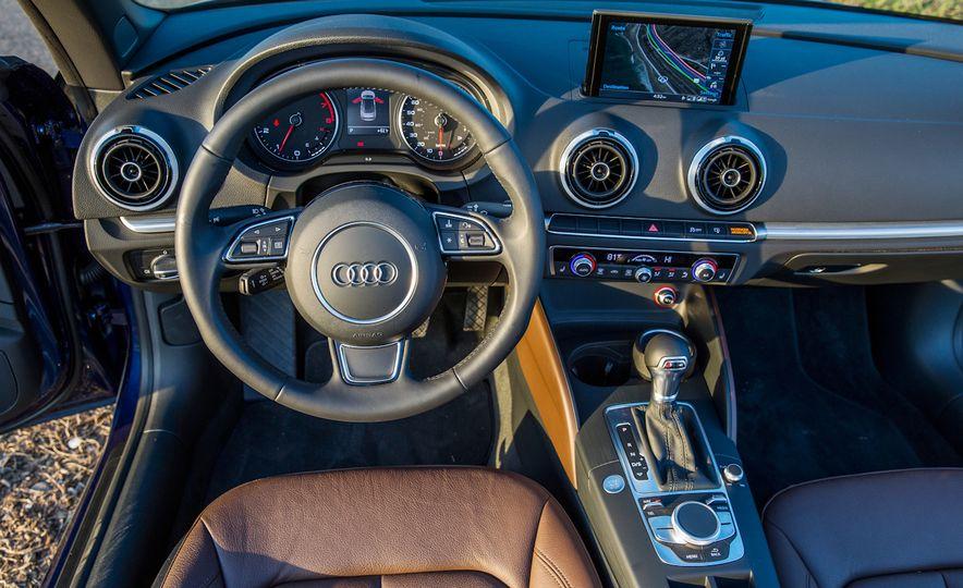 2015 Audi A3 Cabriolet 1.8T - Slide 30