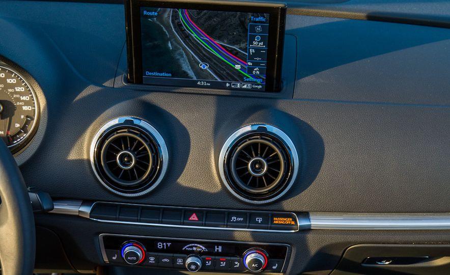 2015 Audi A3 Cabriolet 1.8T - Slide 33