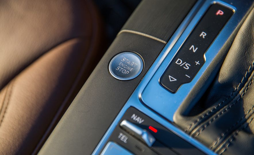 2015 Audi A3 Cabriolet 1.8T - Slide 35