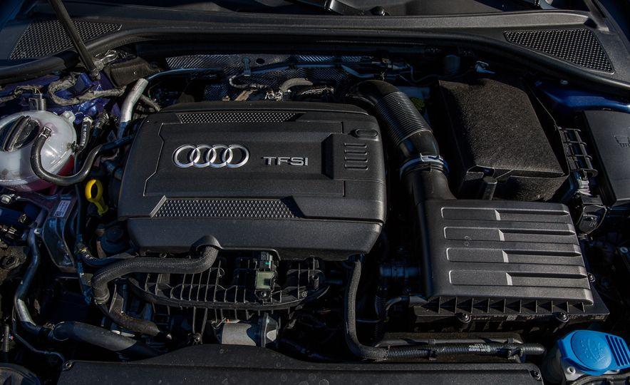 2015 Audi A3 Cabriolet 1.8T - Slide 38