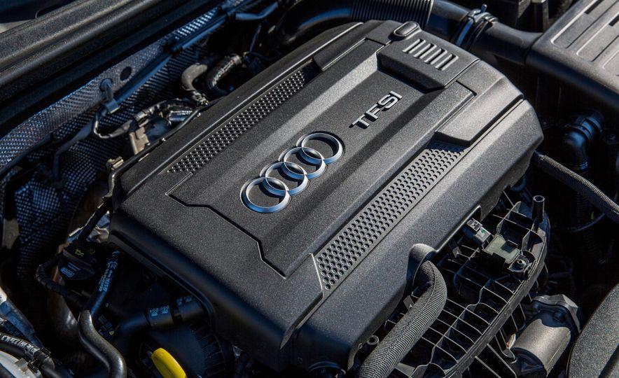 2015 Audi A3 Cabriolet 1.8T - Slide 39