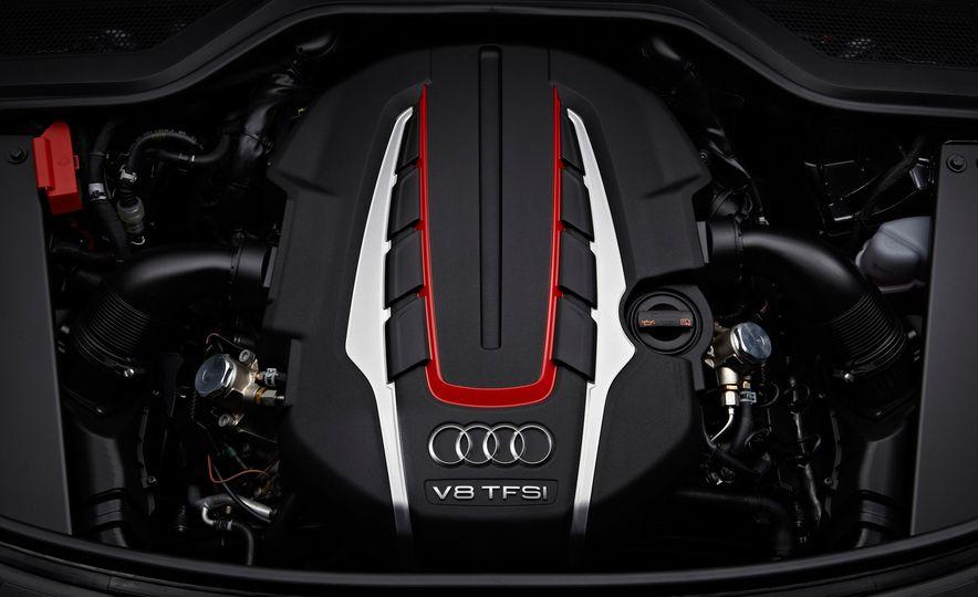 2015 Audi S8 - Slide 15