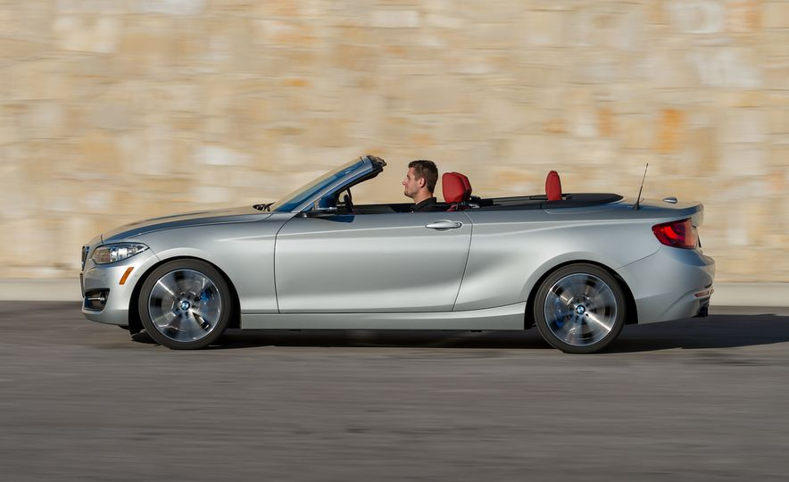 2015 BMW 228i convertible - Slide 3