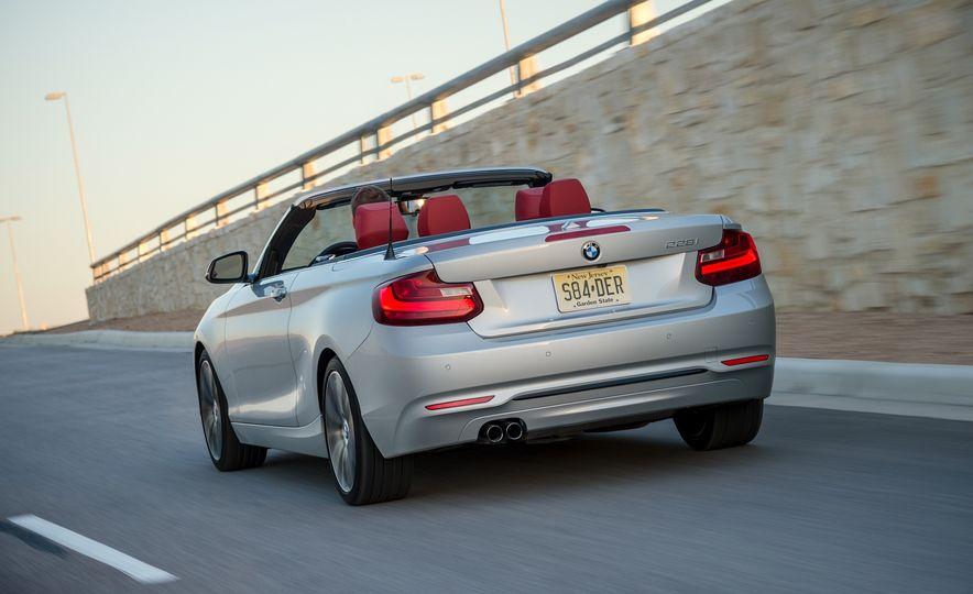 2015 BMW 228i convertible - Slide 5