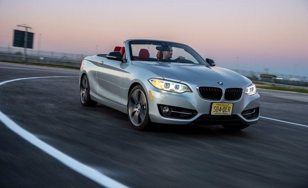 2016 BMW 2-series Convertible Adds xDrive to M235i, Ups Prices Across the Board