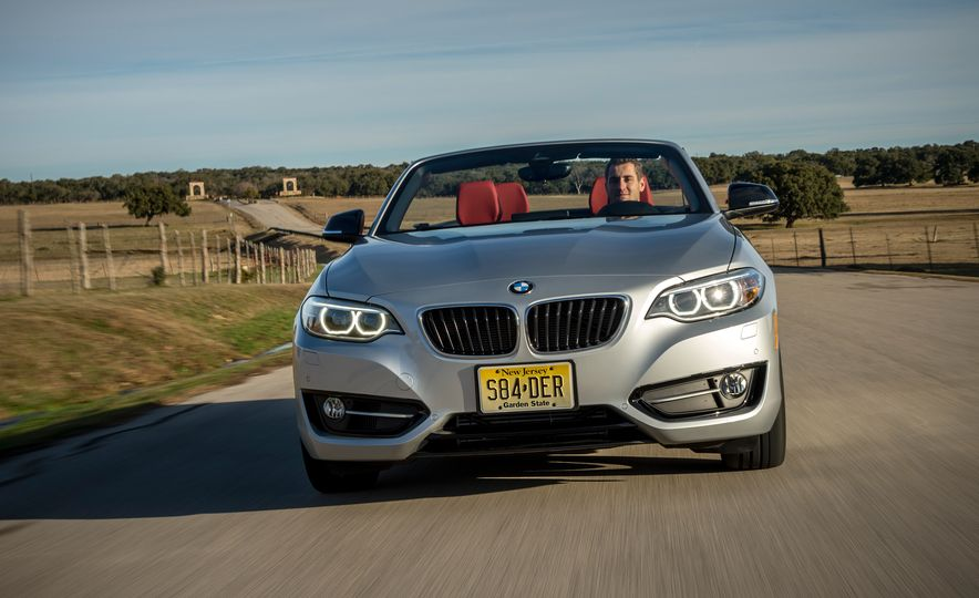 2015 BMW 228i convertible - Slide 10