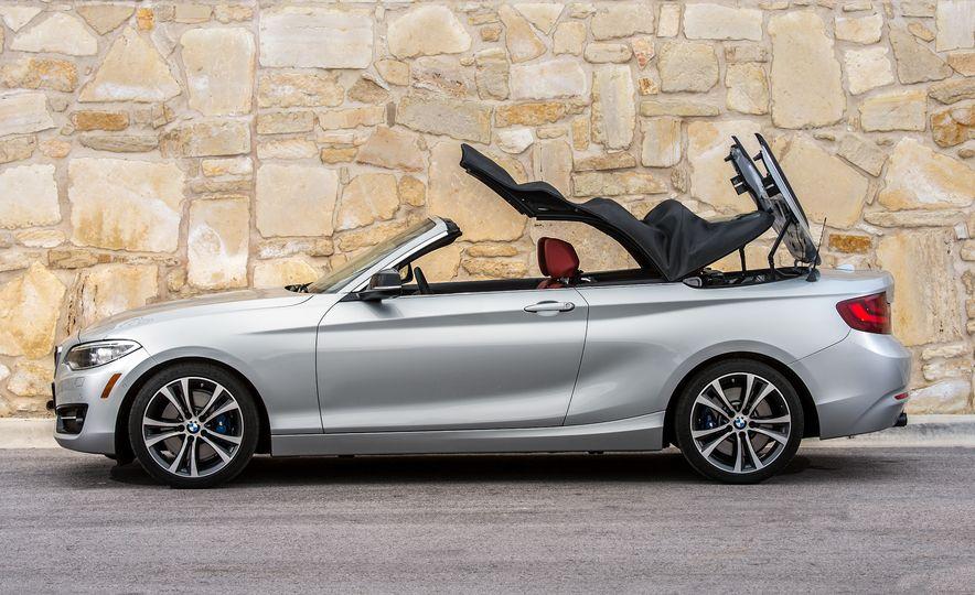 2015 BMW 228i convertible - Slide 15