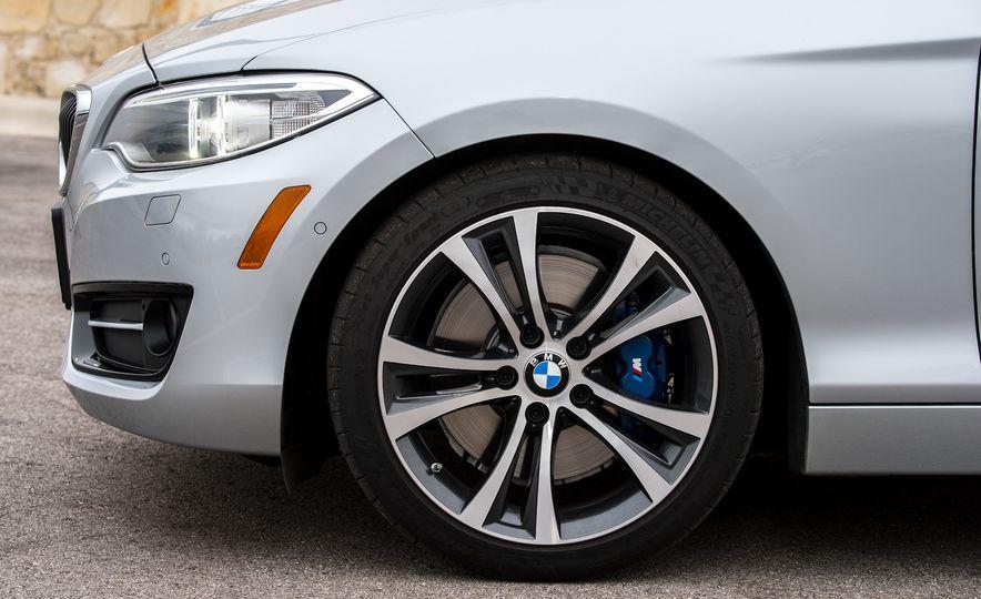 2015 BMW 228i convertible - Slide 30