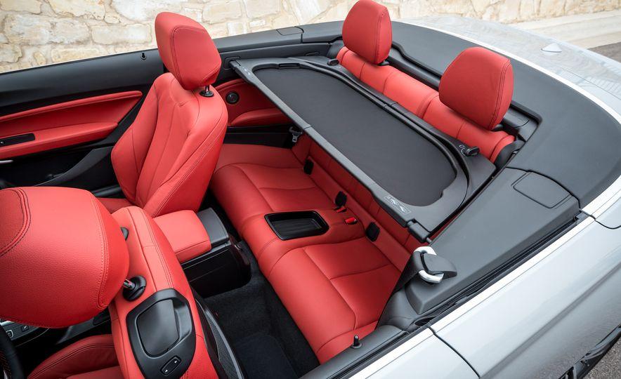 2015 BMW 228i convertible - Slide 38
