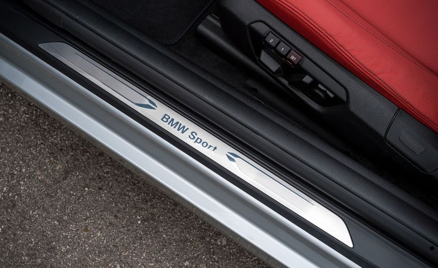 2015 BMW 228i convertible - Slide 50