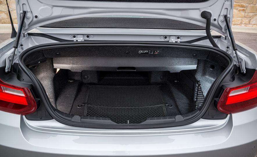 2015 BMW 228i convertible - Slide 51