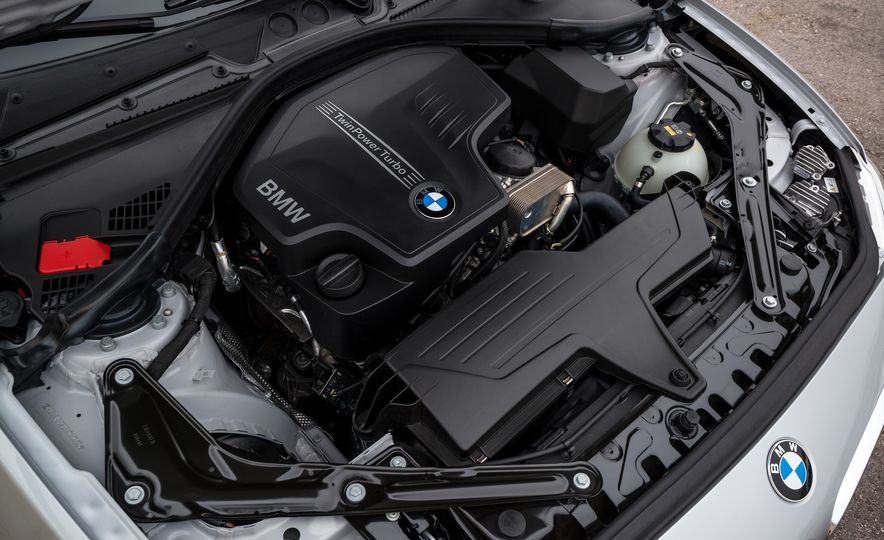 2015 BMW 228i convertible - Slide 53