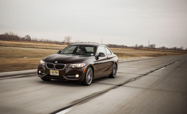 2015 BMW 228i xDrive – Instrumented Test