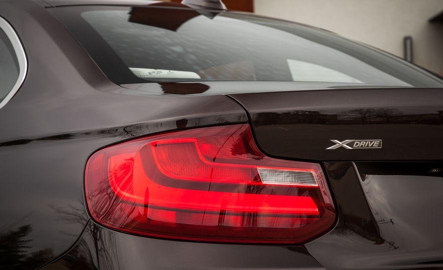 2015 BMW 228i xDrive - Slide 14