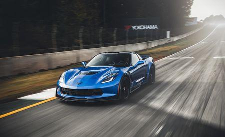 Fahrenheit Z06: The Maximum Operating Temperatures for the Corvette Z06 Are Insane