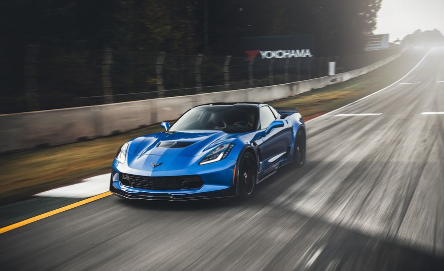 2015 Chevrolet Corvette Z06 - Slide 1