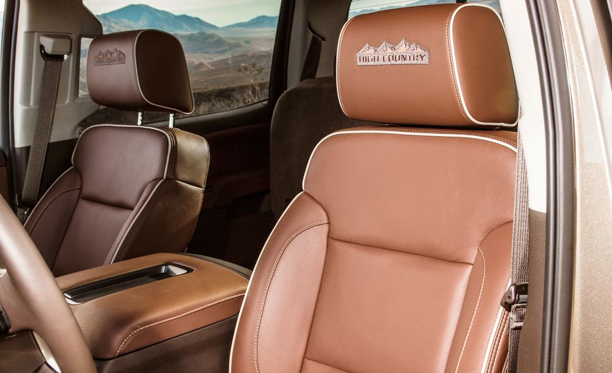 2015 Chevrolet Silverado 1500 Custom Edition - Slide 33