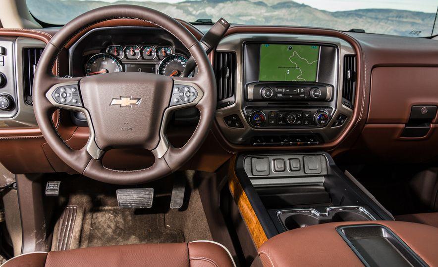 2015 Chevrolet Silverado 1500 Custom Edition - Slide 36