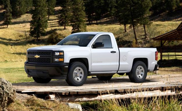 photo truck ext gal chevrolet silverado exterior previous trucks year pickup front