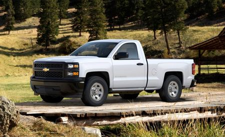How We'd Spec It: The Stripper 2015 Chevrolet Silverado 1500 with Extra Awesome