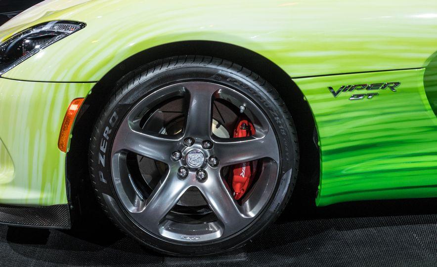 2015 Dodge Viper SRT PAAS Easter Egg Edition - Slide 8