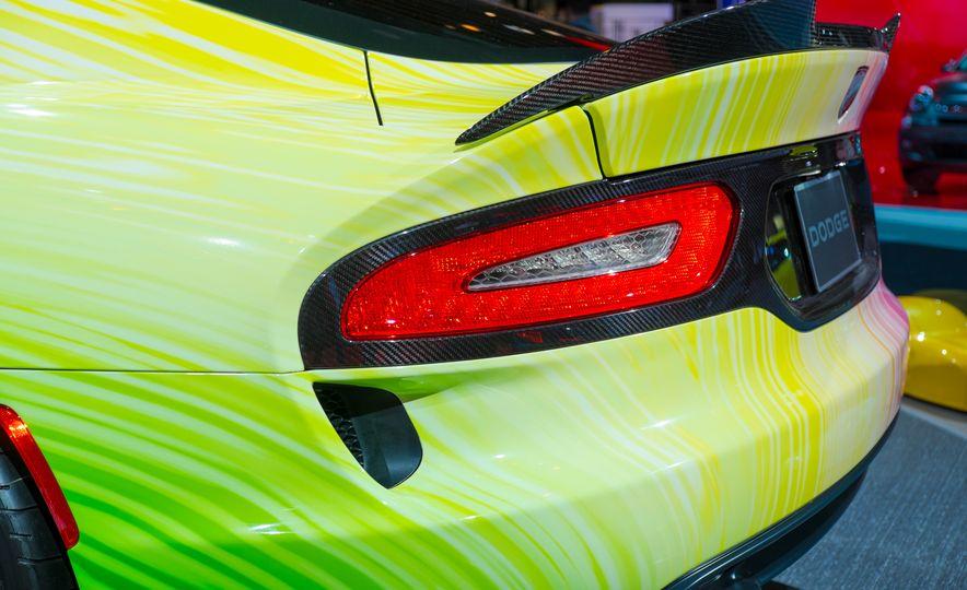 2015 Dodge Viper SRT PAAS Easter Egg Edition - Slide 11