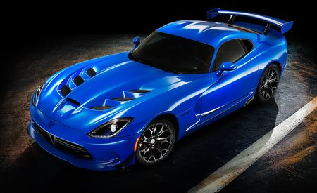 Report: Dodge Viper ACR Production Could Start This Summer