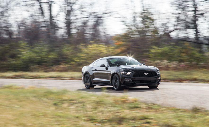 2015 Ford Mustang 2.3L EcoBoost - Slide 13