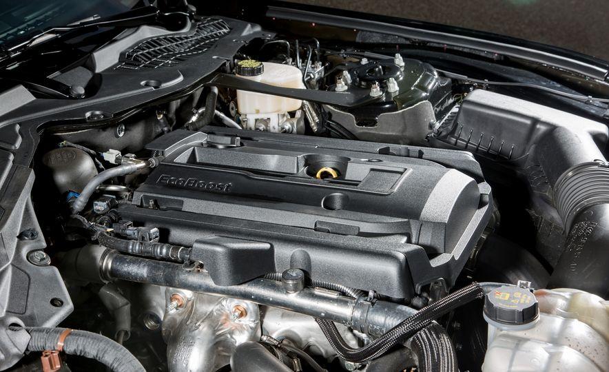 2015 Ford Mustang 2.3L EcoBoost - Slide 25