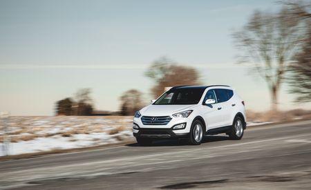 2015 Hyundai Santa Fe Sport 2.0T AWD – Instrumented Test
