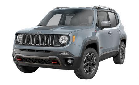 How We'd Spec It: The Wrangler-est 2015 Jeep Renegade