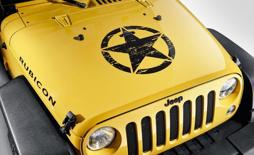 2015 Jeep Wrangler Rubicon MOPAR Rocks Star Edition - Slide 3