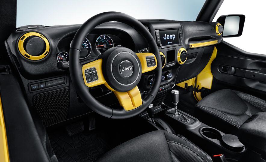 2015 Jeep Wrangler Rubicon MOPAR Rocks Star Edition - Slide 5