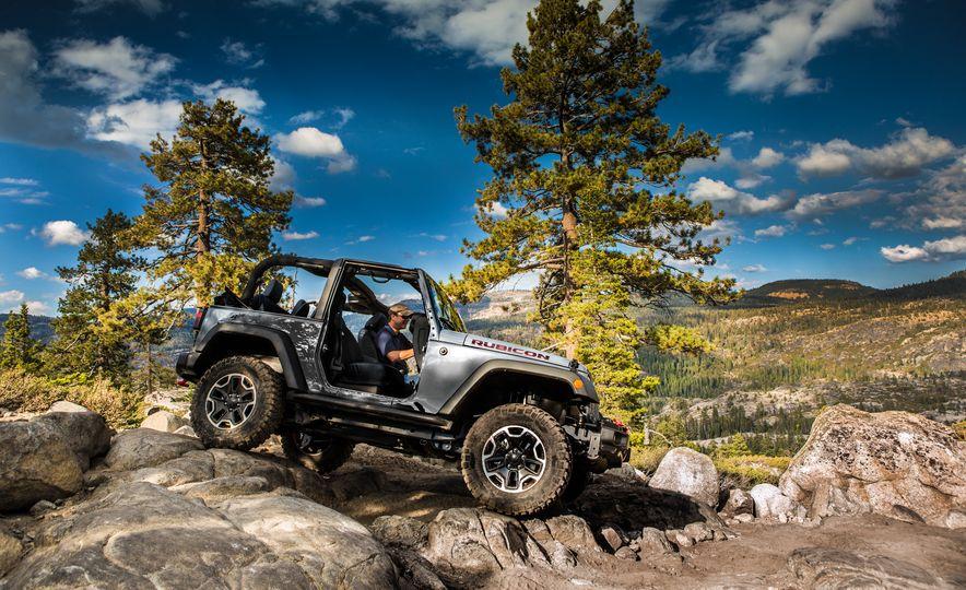2015 Jeep Wrangler Rubicon MOPAR Rocks Star Edition - Slide 6