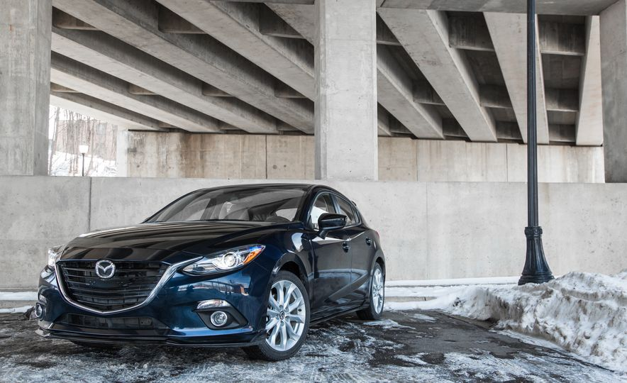 2015 Mazda 3 2.5L hatchback - Slide 61