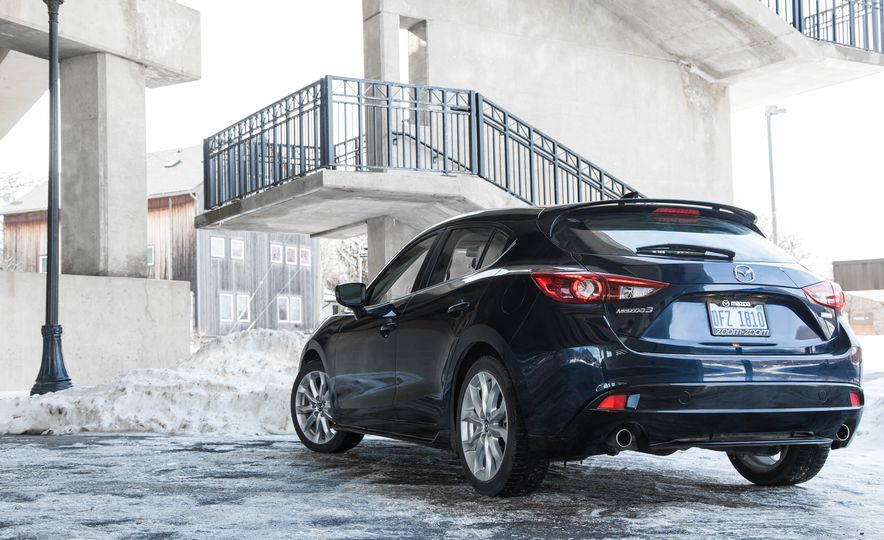 2015 Mazda 3 2.5L hatchback - Slide 63
