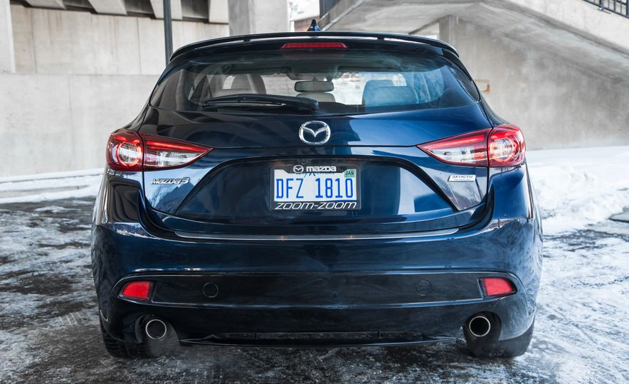 2015 Mazda 3 2.5L hatchback - Slide 64