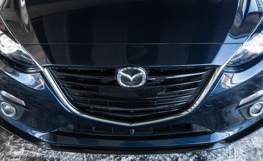 2015 Mazda 3 2.5L hatchback - Slide 68