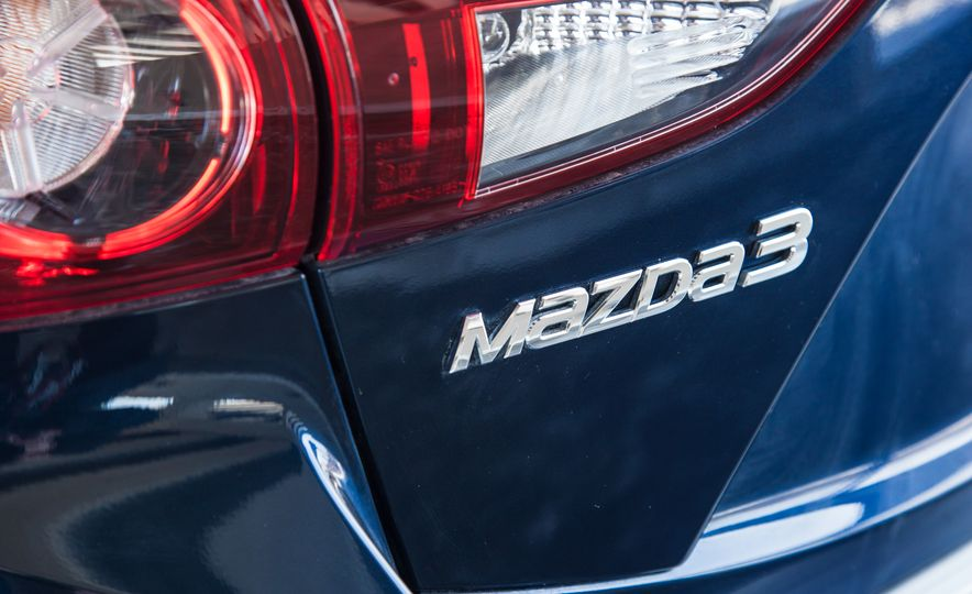 2015 Mazda 3 2.5L hatchback - Slide 73