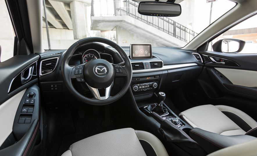 2015 Mazda 3 2.5L hatchback - Slide 76