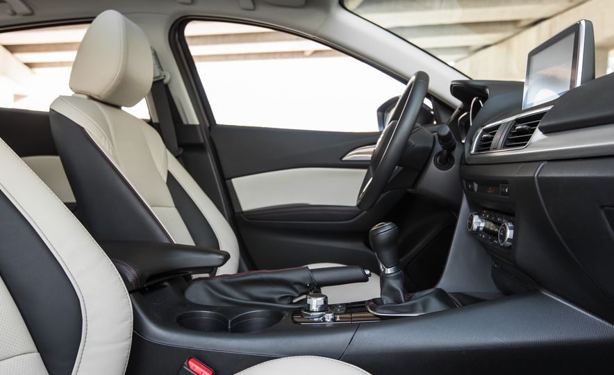 2015 Mazda 3 2.5L hatchback - Slide 79