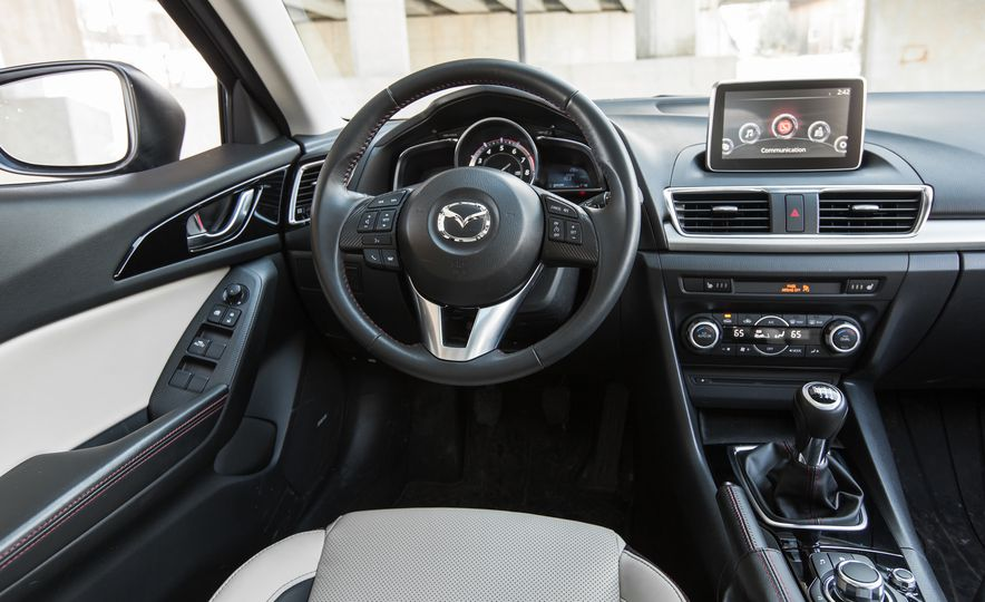 2015 Mazda 3 2.5L hatchback - Slide 85
