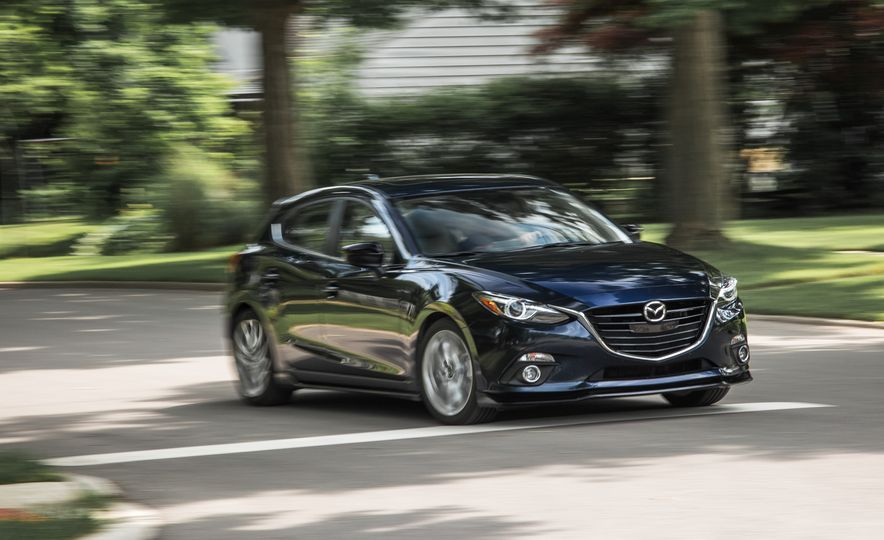 2015 Mazda 3 2.5L hatchback - Slide 49