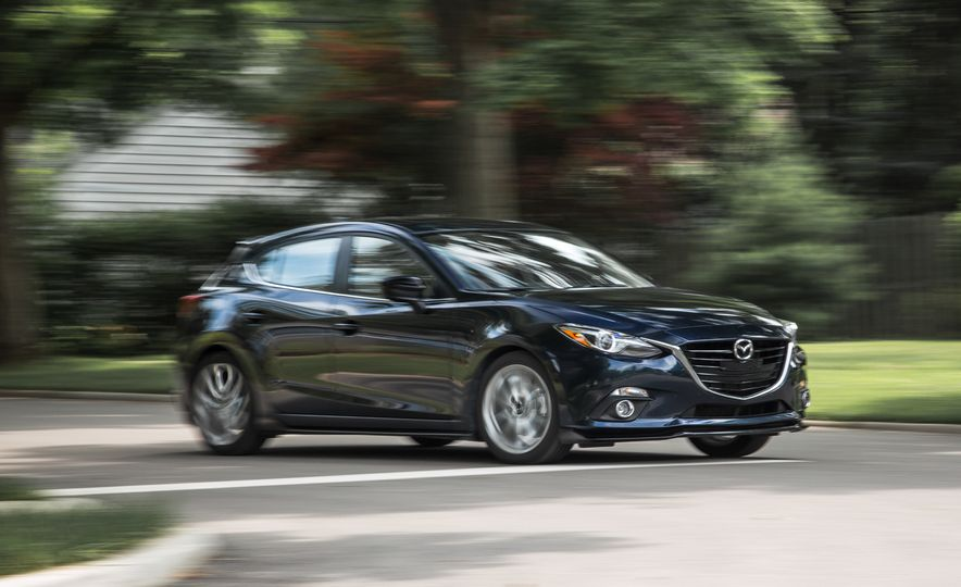 2015 Mazda 3 2.5L hatchback - Slide 50