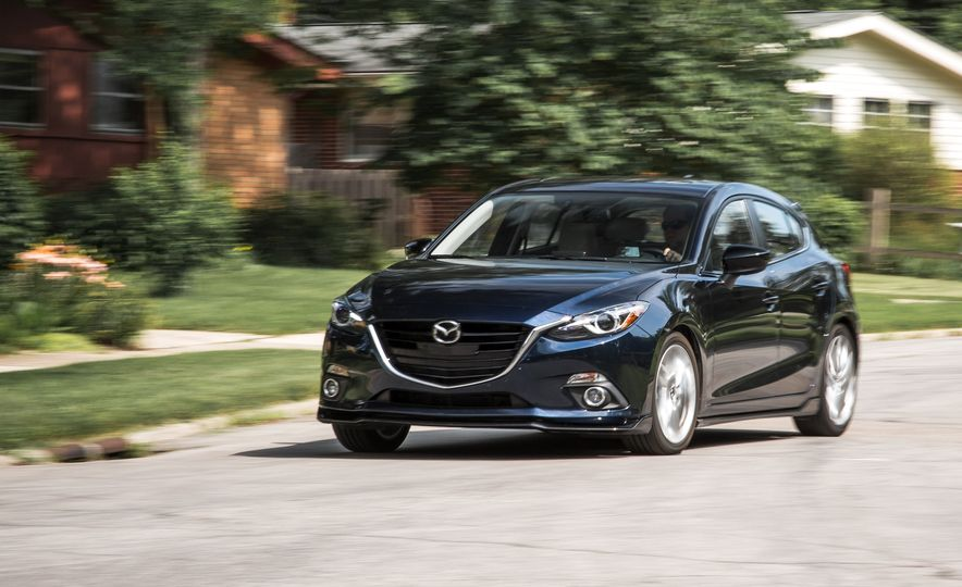 2015 Mazda 3 2.5L hatchback - Slide 51