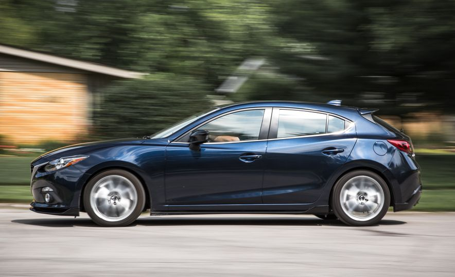 2015 Mazda 3 2.5L hatchback - Slide 52