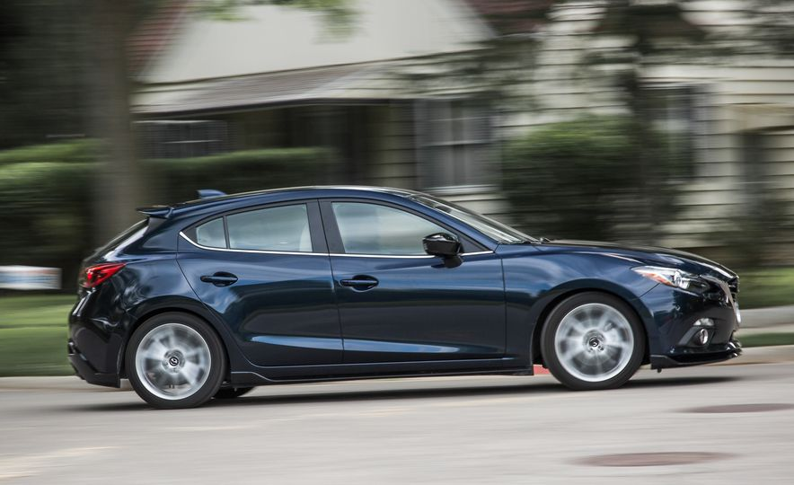 2015 Mazda 3 2.5L hatchback - Slide 53