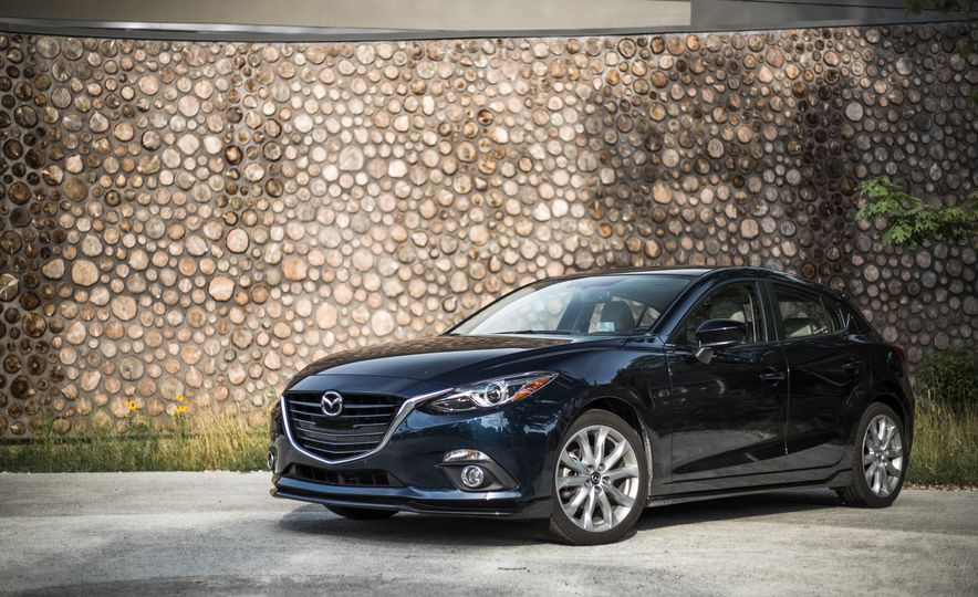 2015 Mazda 3 2.5L hatchback - Slide 57